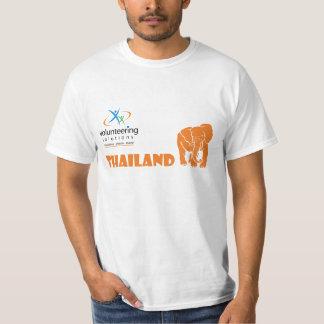 De T-shirt die van Thailand - Oplossing aanmelden