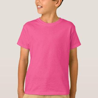 De t-shirt DIY van het kind voegt de pret van de