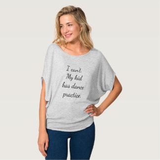 De t-shirt ik niet mijn kind kan heeft