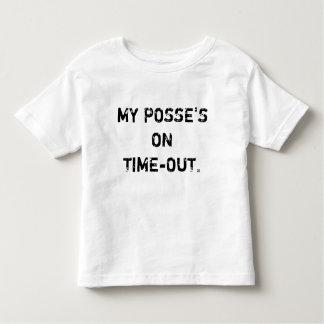 De T-shirt Klassiek Hip Hop van de Onderbreking