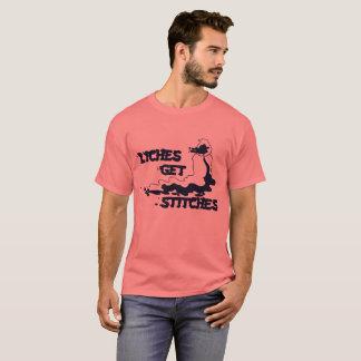 """""""De T-shirt Liches krijgt van Steken"""""""
