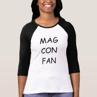 """De t-shirt Mag bedriegt van de Ventilator"""