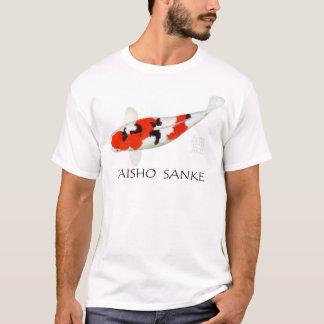De T-shirt Sanke - Koi van Taisho