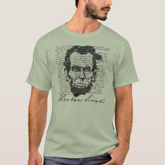 De T-shirt van Abraham Lincoln