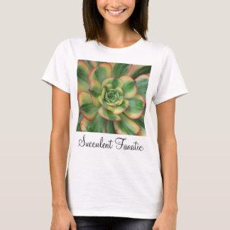 De T-shirt van Aeonium van de zonnestraal