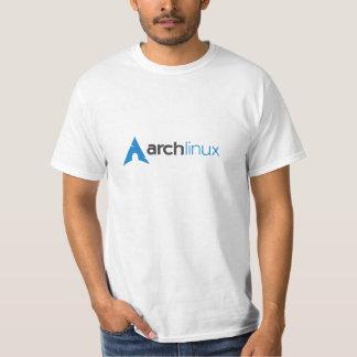 De T-shirt van Archlinux