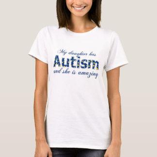 De T-shirt van Awarenss van het autisme