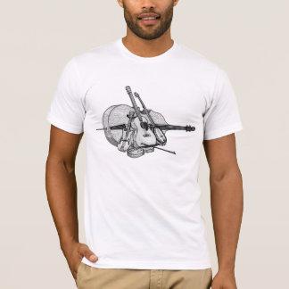 De T-shirt van Bluegrass