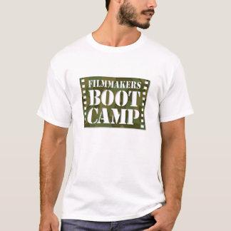 De t-shirt van Boot Camp van filmmakers