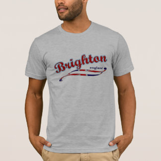 De T-shirt van Brighton