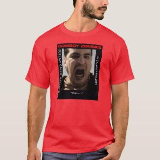 De T-shirt van Caleb Jennings van de balling