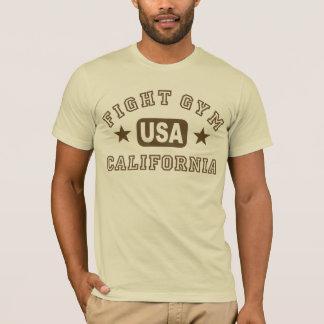 De T-shirt van Californië van de Gymnastiek van de