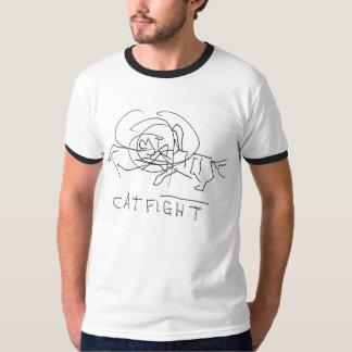 De T-shirt van CatFight