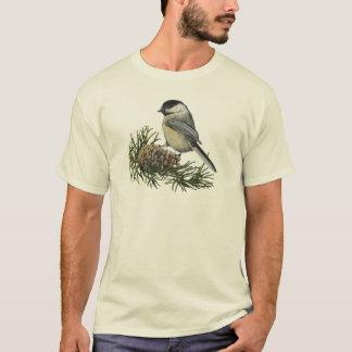 De T-shirt van Chickadee