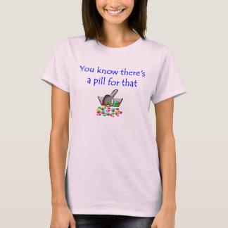 De T-shirt van de apotheker