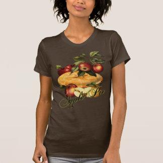 De T-shirt van de appeltaart - Appelen en
