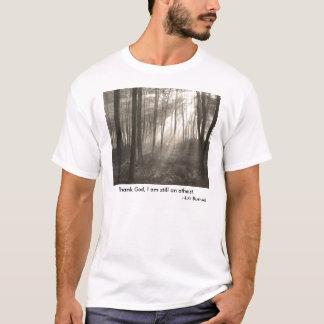 De T-shirt van de atheïst