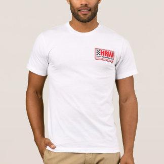 De T-shirt van de Autorennen van de Groef van de