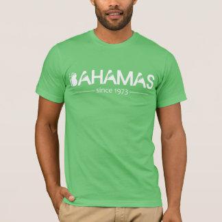 De T-shirt van de Bahamas 1973