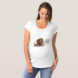 De t-shirt van de Bank van de Luier van Waco van