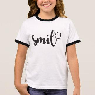 De T-shirt van de Bel van het Meisje van de Panda