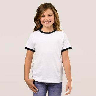 De T-shirt van de Bel van meisjes