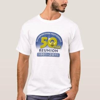 De T-shirt van de Bijeenkomst HPHS vijftigste
