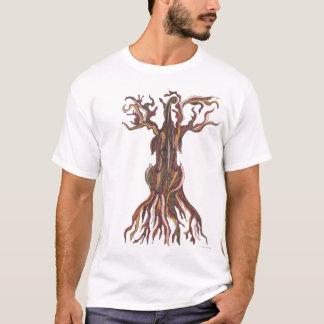 De T-shirt van de Boom van de cello