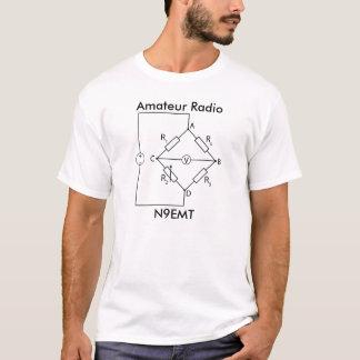 De T-shirt van de Brug van Wheatstone