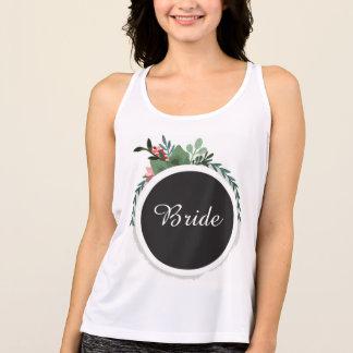 De T-shirt van de bruid