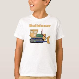 De T-shirt van de bulldozer