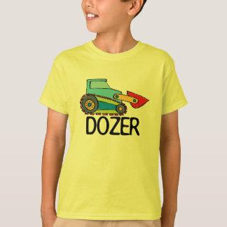 De T-shirt van de Bulldozer van de bulldozer
