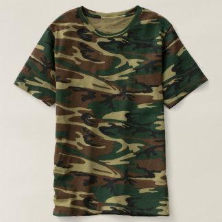 De T-shirt van de Camouflage van het mannen