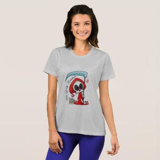 De T-shirt van de Concurrent van sport-Tek van