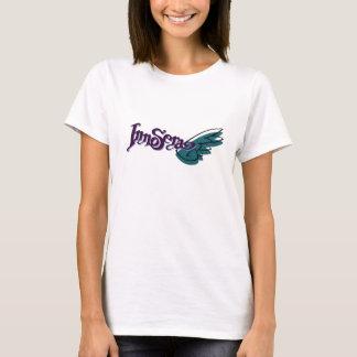 De T-shirt van de Dames van de Serafijn van