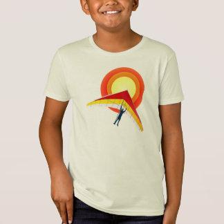 De T-shirt van de deltavlieger