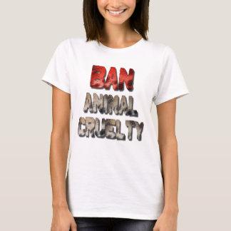 De T-shirt van de Dierlijke Vrouwen van de