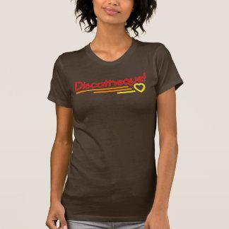 De T-shirt van de disco