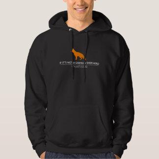 De T-shirt van de Duitse herder