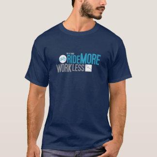 De T-shirt van de Fiets van de berg