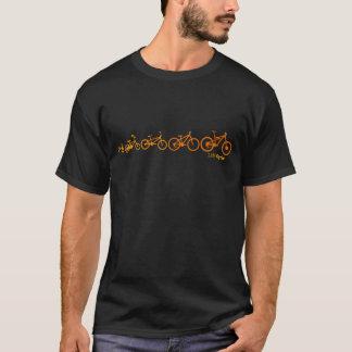 De T-shirt van de Fiets van de Berg van de Cyclus
