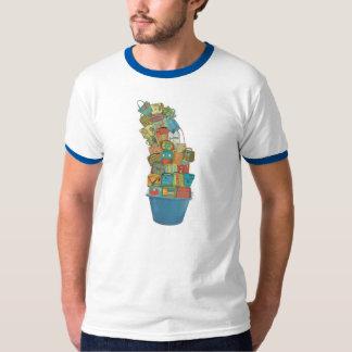 De T-shirt van de Gang 2015 van de Kunst van het