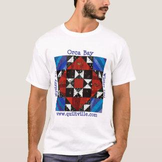 De t-shirt van de Geheimzinnigheid van de Baai van