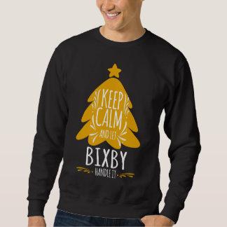 De T-shirt van de gift voor BIXBY