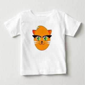 De T-shirt van de grappige Leuke het Glimlachen