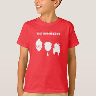De T-shirt van de groep