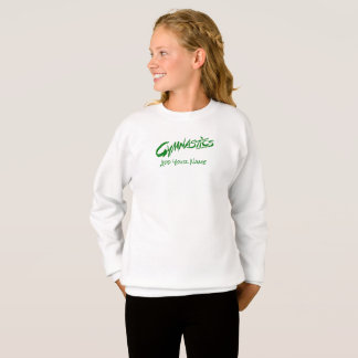 De T-shirt van de gymnastiek