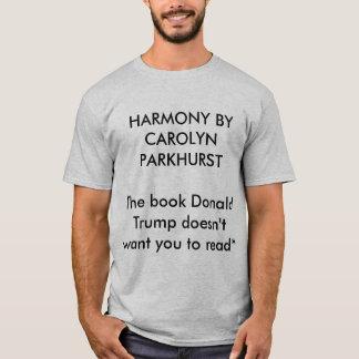 De t-shirt van de harmonie