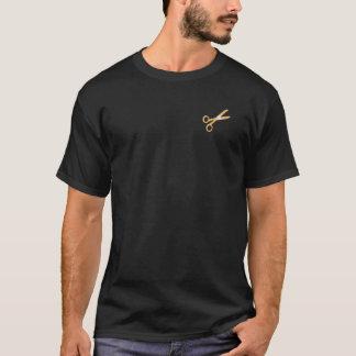 De T-shirt van de Herenkapper van de Kapper van de
