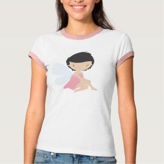 De t-shirt van de het meisjesfee van de tiener
